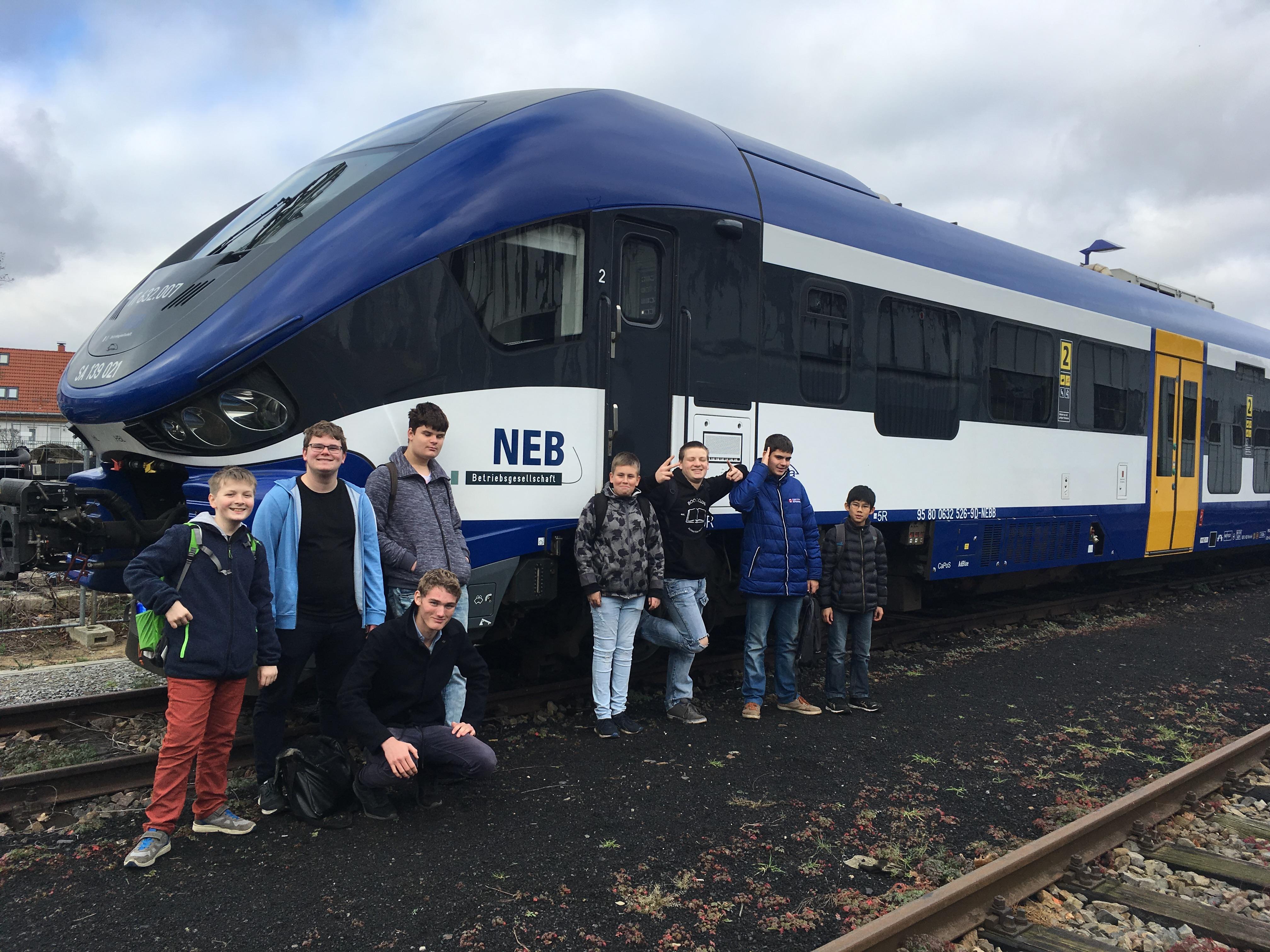 Neb Und Berliner Eisenbahnfreunde Parkeisenbahn Wuhlheide